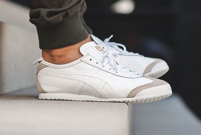 Onitsuka Tiger Mexico 66 White 1