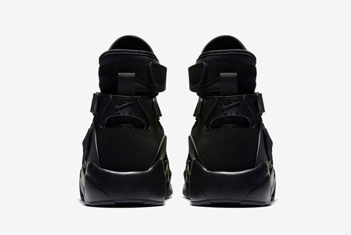 Nike Air Unlimited Black 3