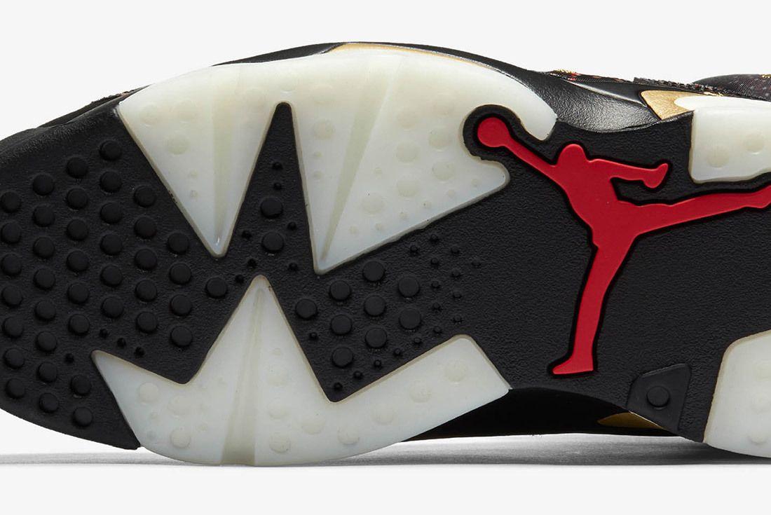 Air Jordan 6 Chinese New Year 8
