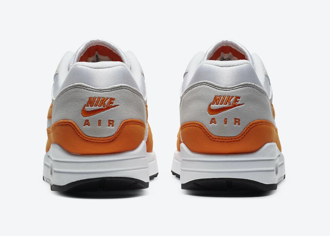 Nike Air Max 1 Magma Orange DC1454-101