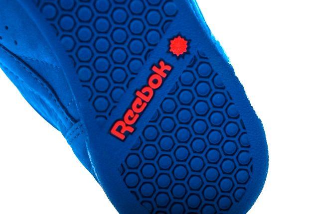 Reebok Freestyle High Vintage Blue Sole 1