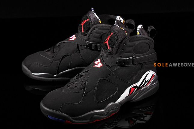 Air Jordan 8 Playoffs Pair 1