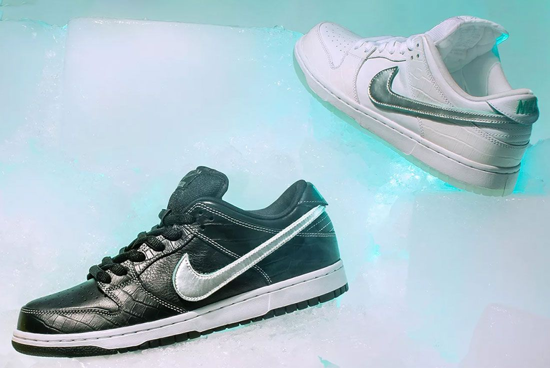 Nike Sb Dunk Diamond 2018 Hero