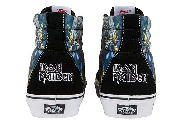 Vans Iron Maiden Notb 2 1