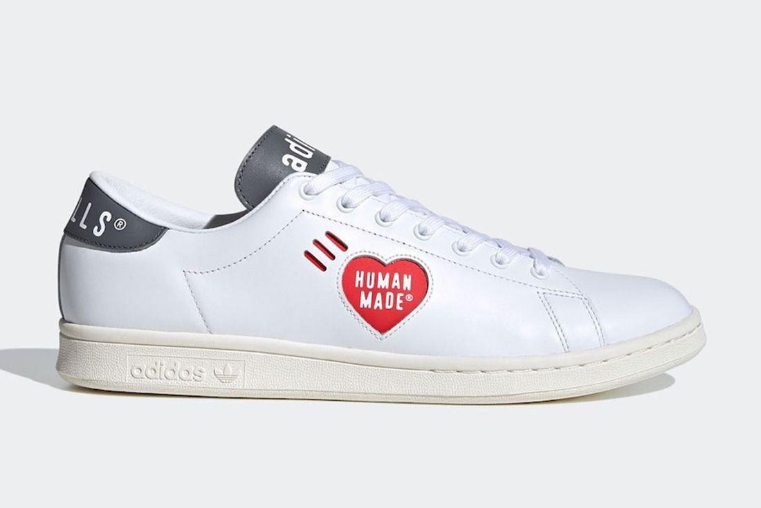 HUMAN MADE x adidas Stan Smith