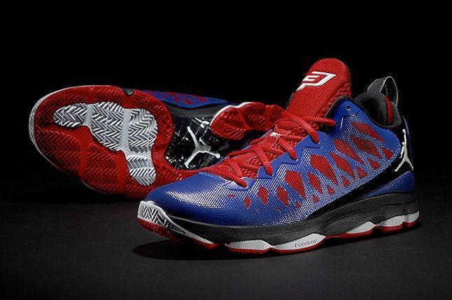 Jordan Cp3 Vi Blue Black Shot 1