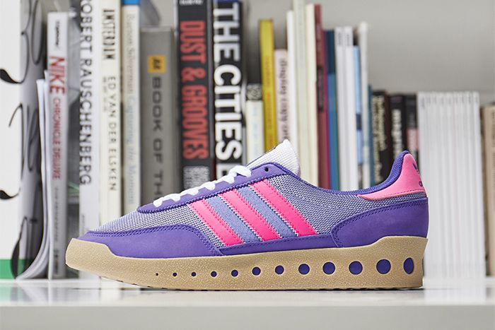 Size Adidas Training Pt Album Covers Brian Cannon Purple Pink Release Date Hero