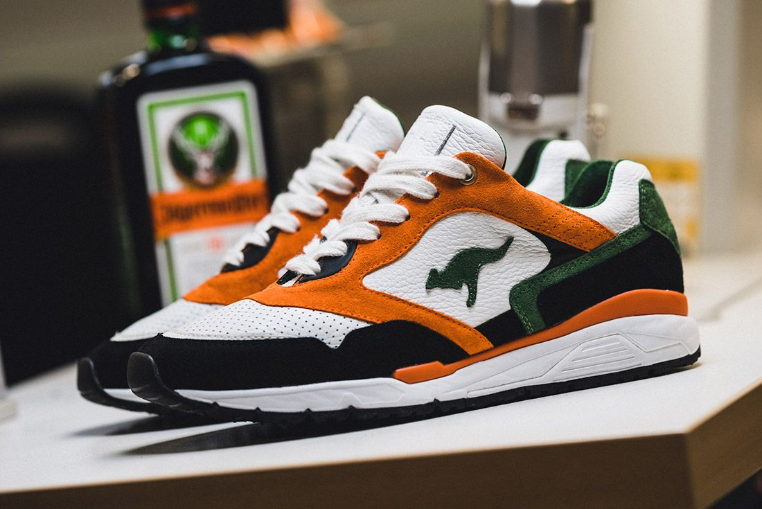 Jägermeister X Kanga Roos Ultimate Colab Sneaker Freaker 4