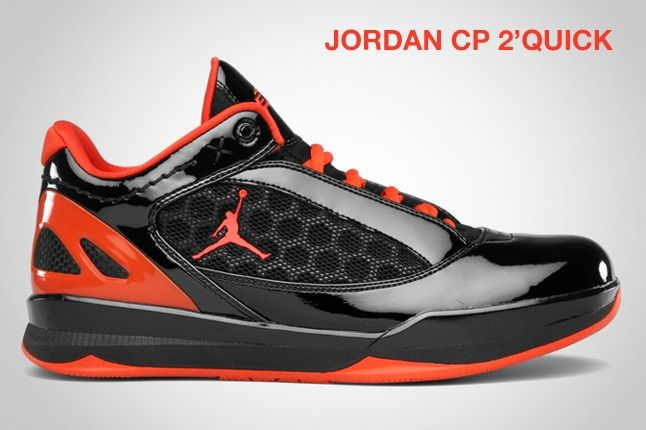 Jordan Cp 2 Quick Team Orange 1