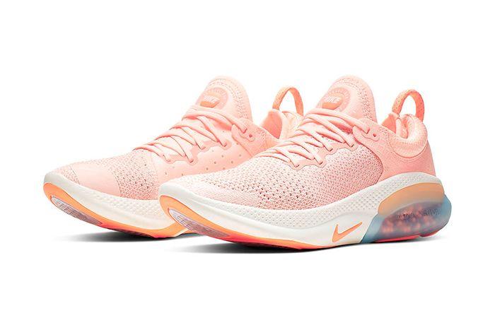 Nike Joyride Run Flyknit Sunset Tint Aq2731 601 Release Date Pair