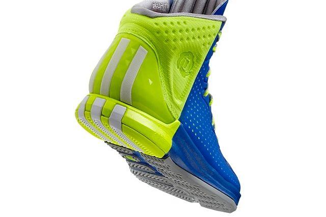 Adidas D Rose 4 Blast Blue 3