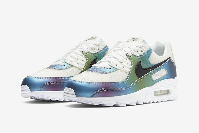 Nike Air Max 90 Multicolour Bubbles Pair
