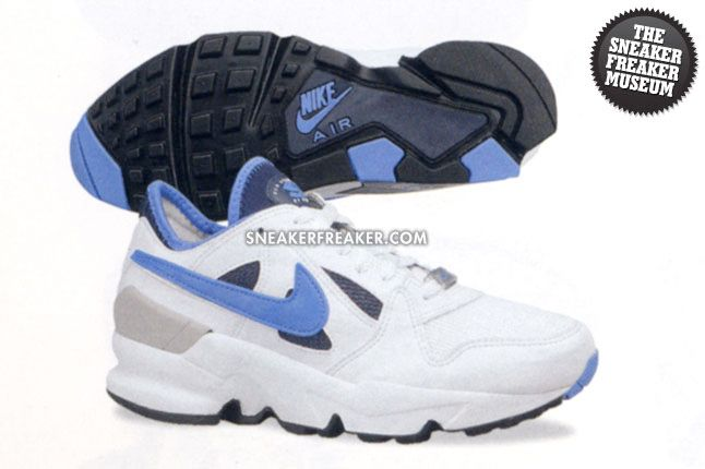 Nike Air Structure Ii 1996 Pacific 1