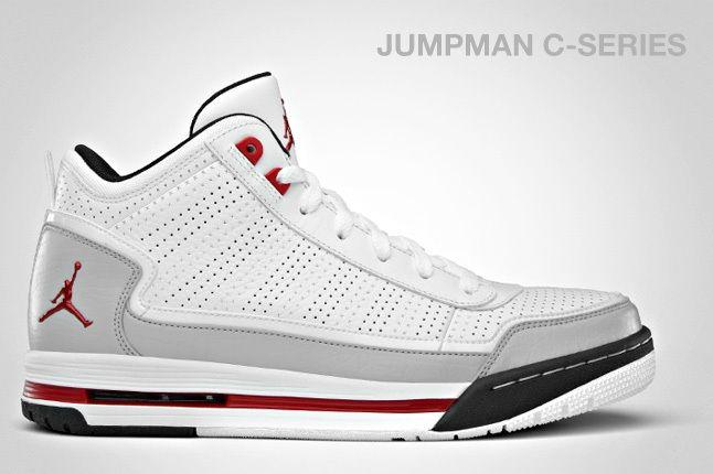 Jumpman C Series White 1