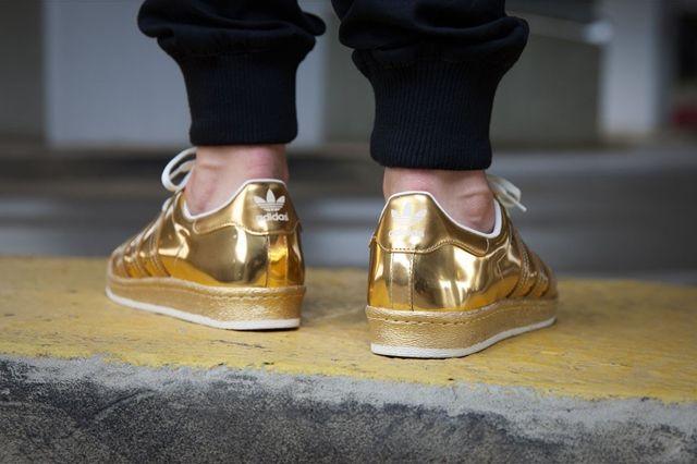 Adidas Superstar Precious Metals Pack Afew Bump 3