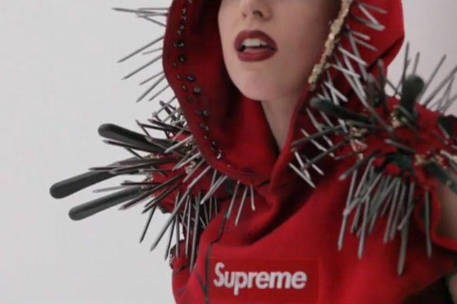 Lady Gaga Supreme Vid 8 1