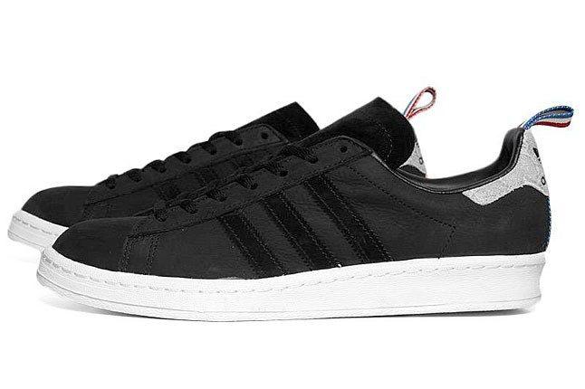 Adidas Campus Black Sneaker 1