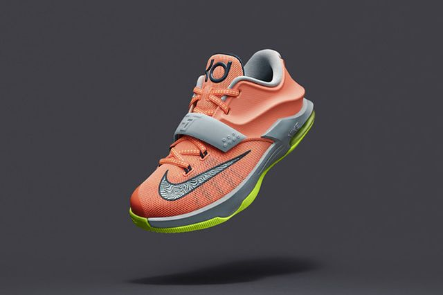 Nike Unveil Kd7 Kids Carnival Collection 3