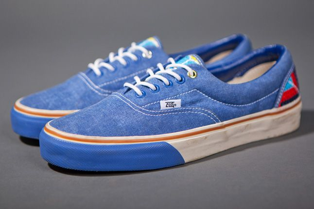 Clot X Vans 2012 Holiday Collection Era Blue 1