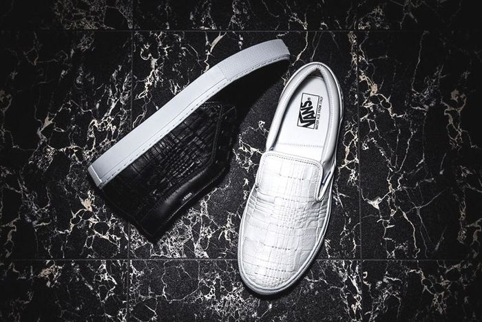 Vans Japan Woven Leather Pack 1