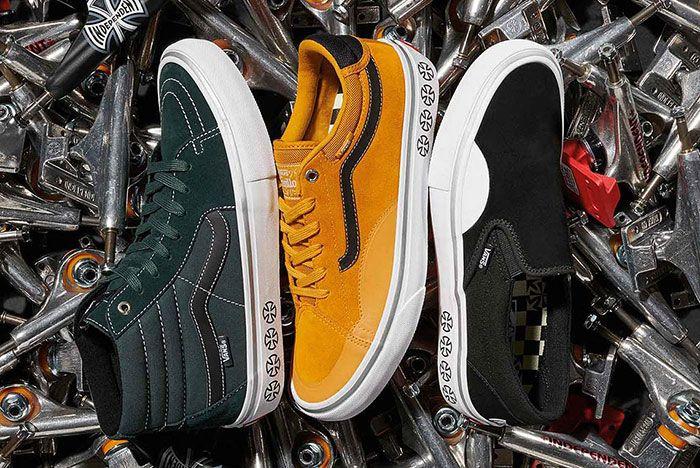 Vans Independent Capsule Collection 2 Sneaker Freaker