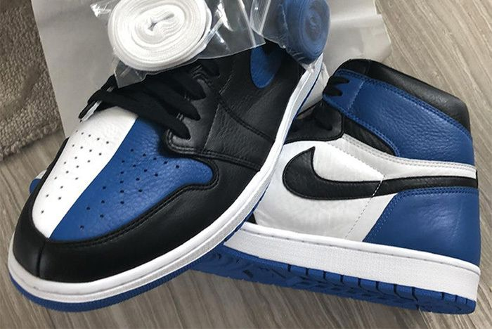 Air Jordan 1 Homage To Home Royal Board Of Governors Quentin Richardson Sneaker Freaker