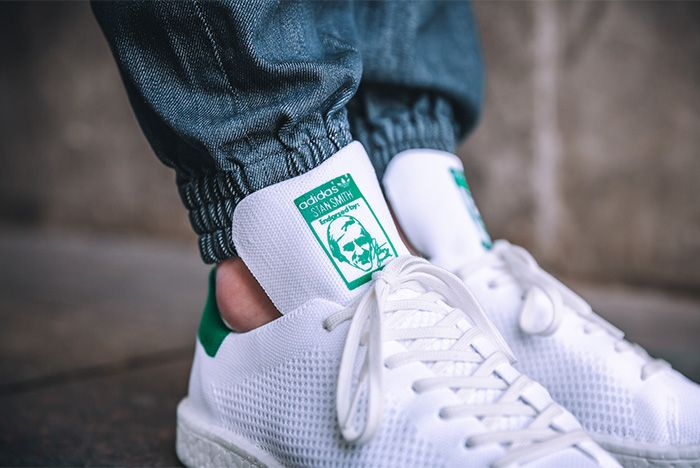 Adidas Stan Smith Boost Primeknit 2