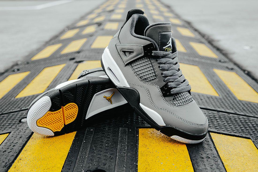 Air Jordan 4 Cool Grey Pair6