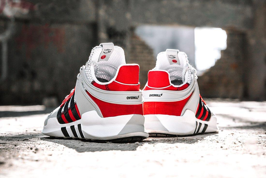 Overkill X Adidas Eqt Support Adv Pack3
