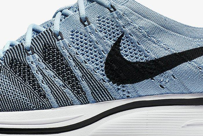 Nike Flyknit Trainer Cirrus Blue 9