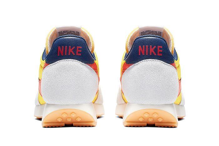 Nike Tailwind Team Orange And Tour Yellow Heels