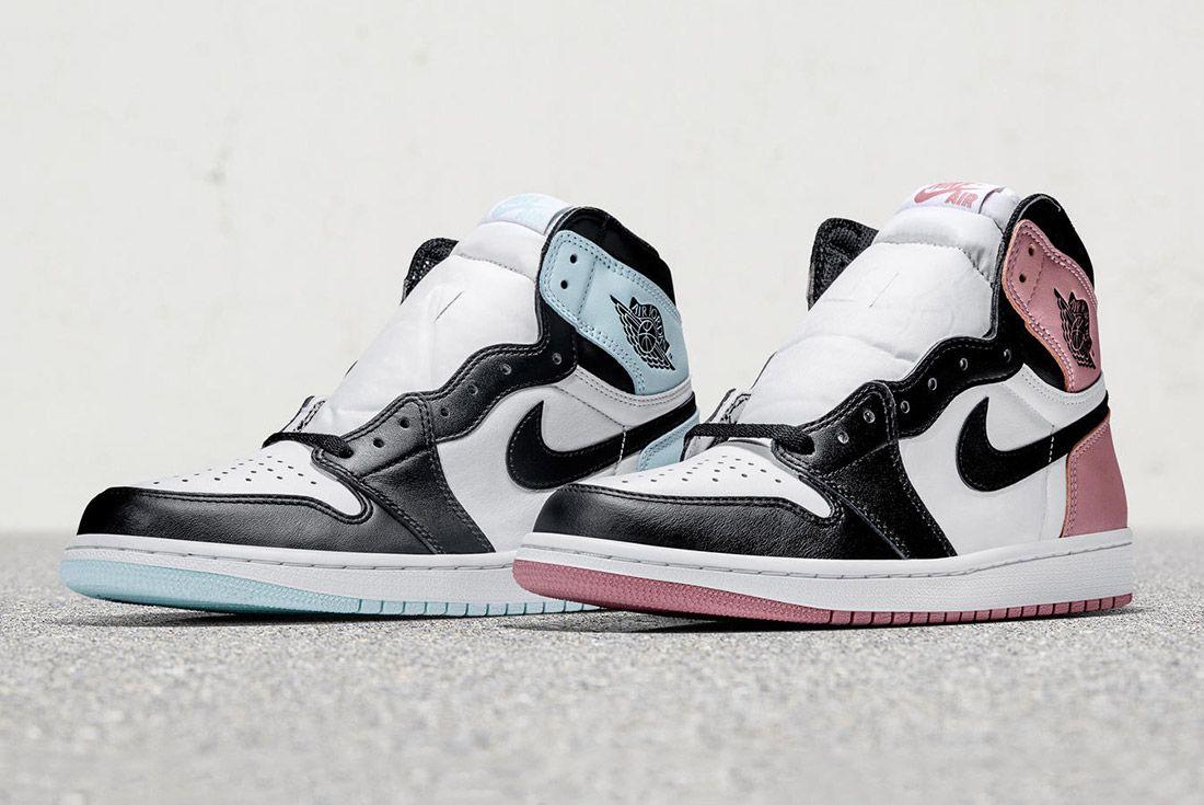Air Jordan 1 Rust Pink Igloo Sneaker Freaker