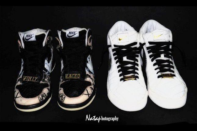 Nike Dunkle Blazer Supreme 1