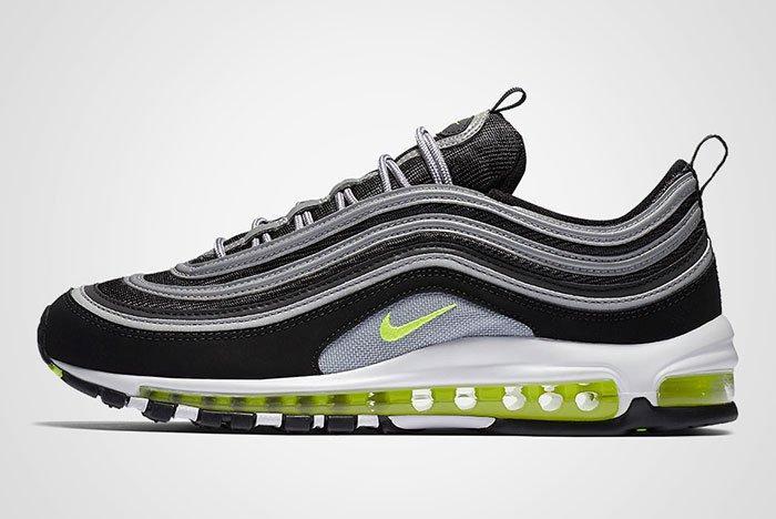 Nike Air Max 97 Og Black Neon Yellow Thumb
