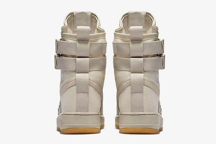 Nike Sf Air Force 1 Tan 6