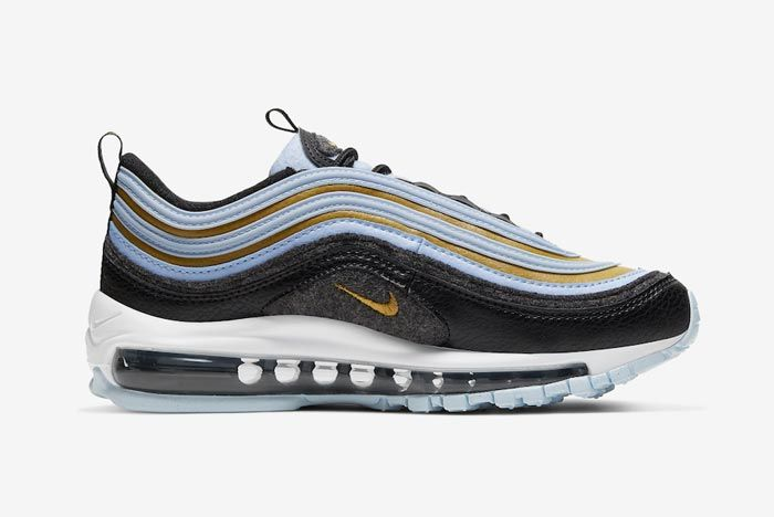 Nike Air Max 97 Fleece Medial