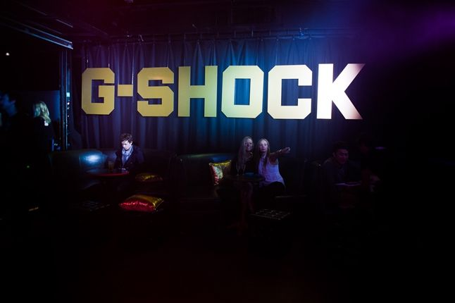 G Shock 30Th Anniversary Party Melbourne 8 1