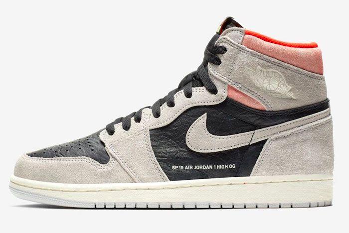 Air Jordan 1 Neutral Grey Release