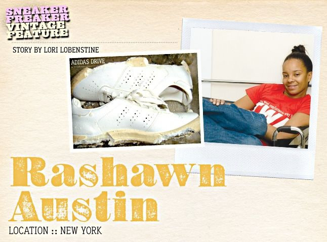 Vintage Sneaker Collector Rashawn Austin 1 1