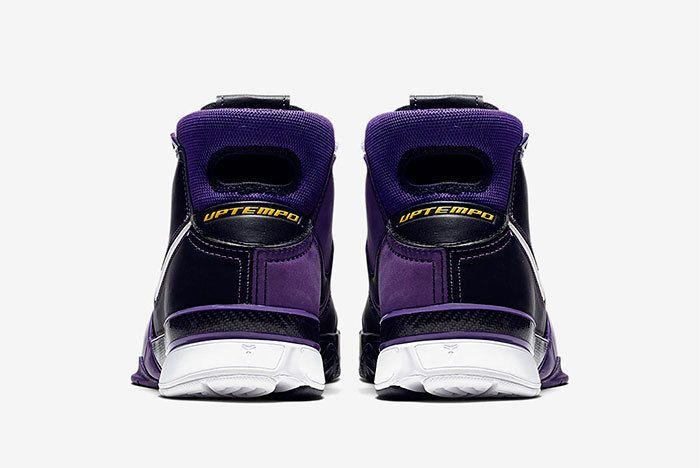 Nike Kobe 1 Protro Varsity Purple2