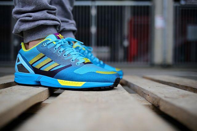Adidas Originals Zx Flux Aqua 20