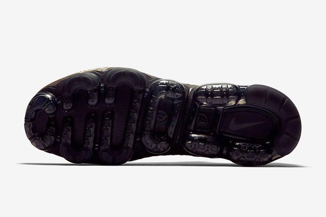 Nike Air Vapormax Tan Brown Black 1