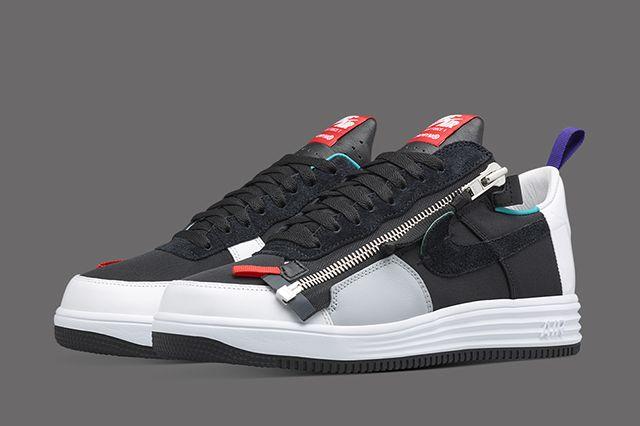 Acronym X Nike Lunar Force 1 Zip15