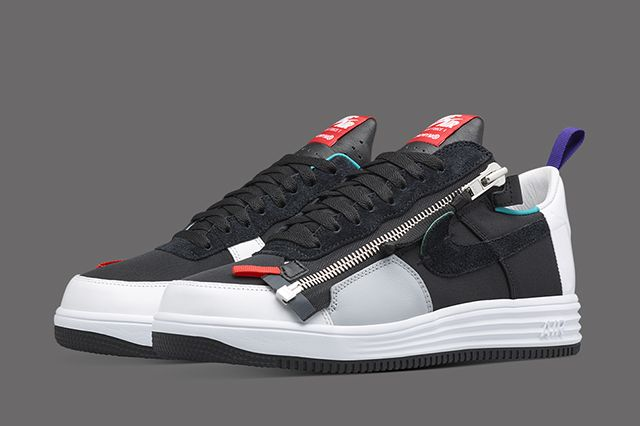Acronym X Nike Lunar Force 1 Zip15