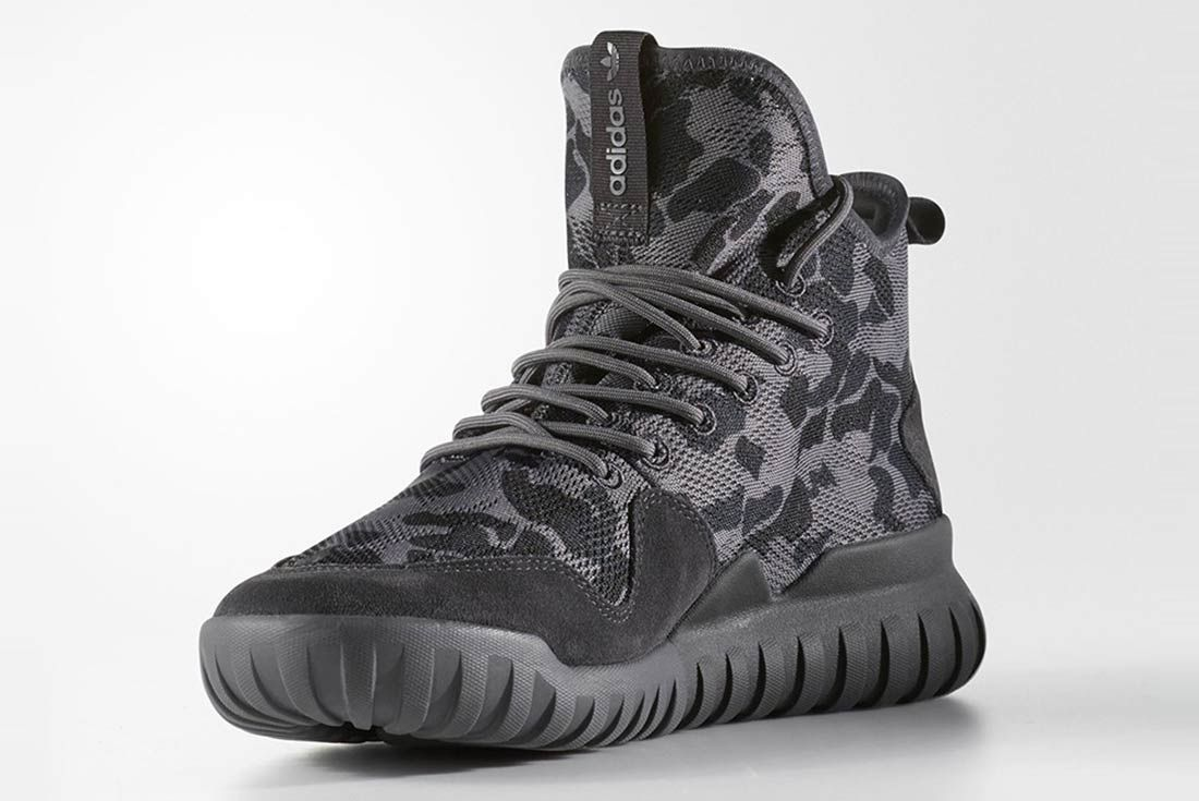 Adidas Tubular X Uncaged Camo Pack 6