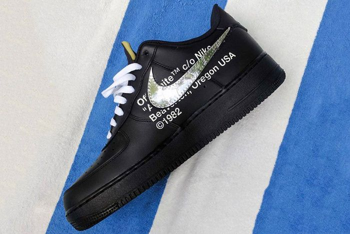 Off White Nike Air Force 1 2