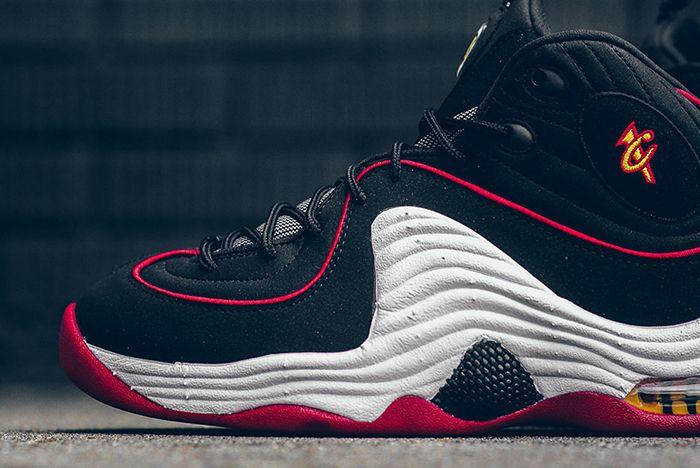 Nike Air Penny Ii Miami Heat 2