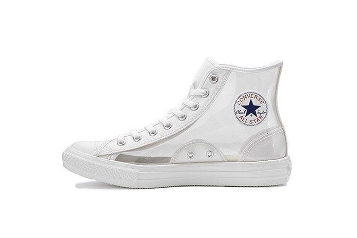 Converse Japan All Star High Clear White Medial