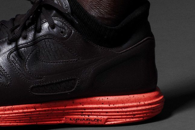 Nike Lunar Flow Fall 2012 Details Peach 1