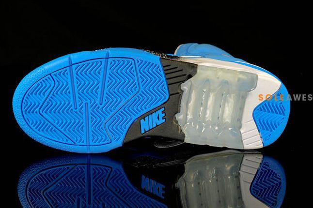 Nike Air Force 180 High Photo Blue Sole 1